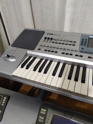 teclado korg
