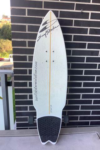 surfskate swelltech usado surf skate