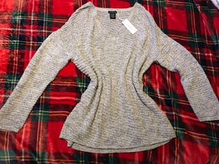 Camisa suéter Calvin Klein