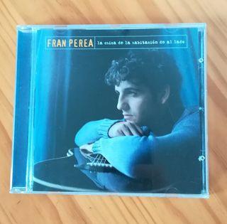 Fran Perea CD La chica de la habitación de al aldo