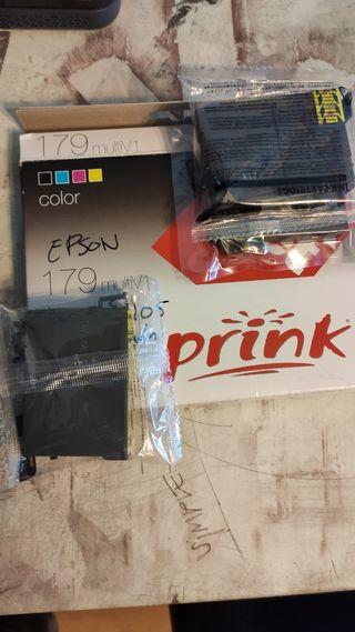 Cartuchos Impresora Epson