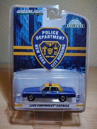 Greenlight - Chevrolet Caprice '90 NYPD