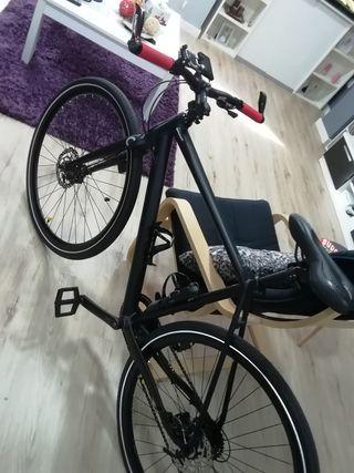 bicicleta urbana orbea carpe
