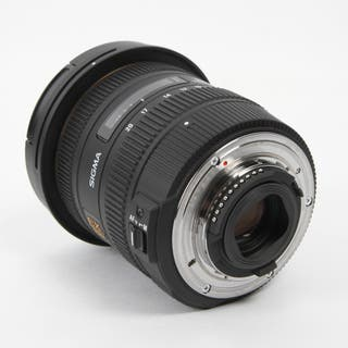 E342527 OBJETIVO SIGMA 10-20MM F/3.5 HSM