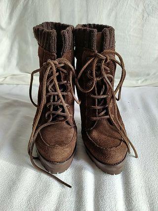 Botines Zara (Oferta 2x1 en zapatos)