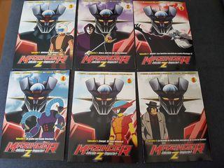 Mazinger Z Edición impacto 22 DVD