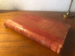 Libro antiguo 1891 Nociones de Agricultura