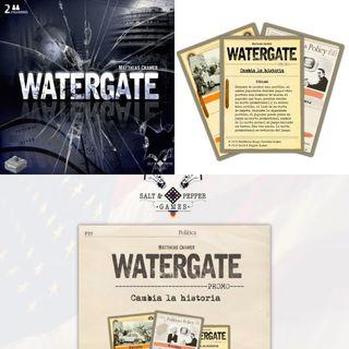 WATERGATE CAMBIA LA HISTORIA PACK CARTAS PROMO