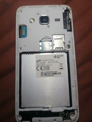placa base interna Samsung j3 2016