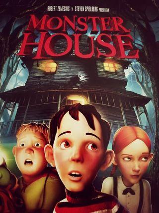 MONSTER HOUSE.