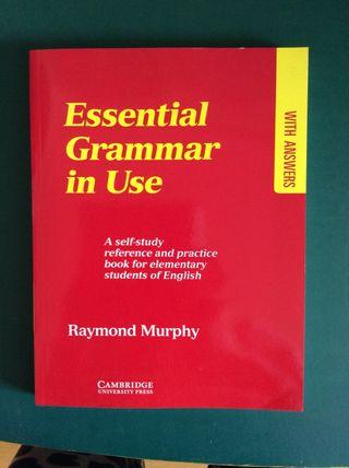 Libro Gramática inglés