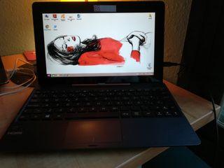 Ordenador Asus convertible en Tablet