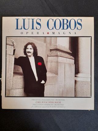 LUIS COBOS opera magna vinilo