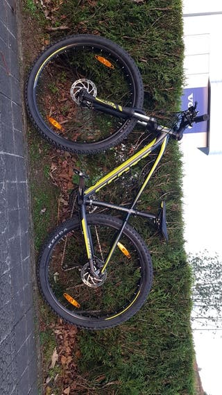 Bicicleta Scott Aspect 970 2020 Talla:XS Amarillo