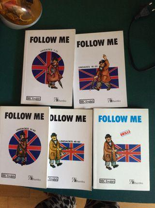 Libros inglés varios niveles