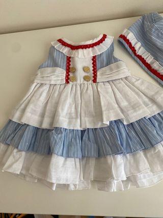 Vestido jesusito dolce petit