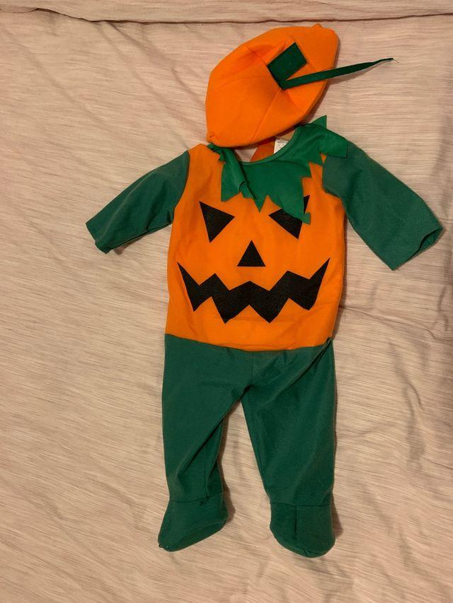Disfraz bebe halloween