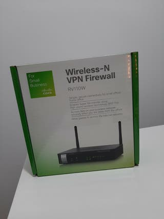 Router Wifi VPN Cisco RV-110W