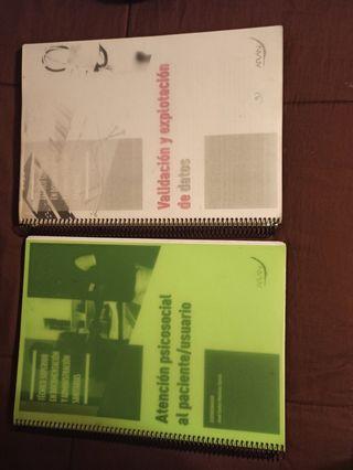 Libros Documentación Sanitaria