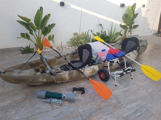 kayak Galaxy 2+1