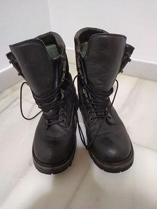 Botas militares goretex 42