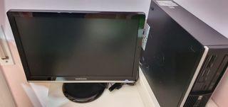 ordenador hp compaq