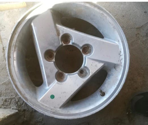 Llantas de aluminio de 15 pulgadas