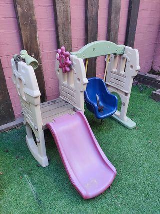 parque infantil de exterior