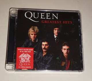QUEEN / CD 2011 / GREATEST HITS