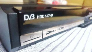 PANASONIC Grabador/Reproductor Disco Duro 250Mb