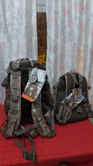 mochilas de caza ,airsoft ,aventura.