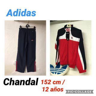 CHANDAL Adidas NIÑO 152 cm / 12 años NUEVO
