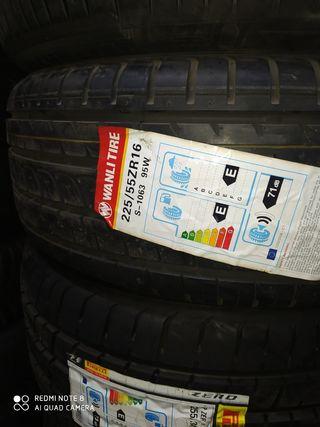 1u Wanli Tire 225 / 55 ZR16 95 W