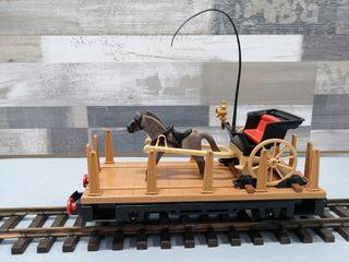 playmobil vagon calesa
