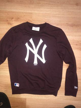 Sudadera New York Yankees (Talla XS)