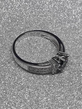 Engagement 925S.S Women Fine Jewelry Rainbow