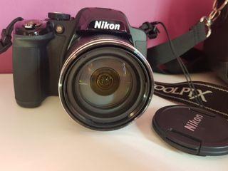 Camara de fotos Nikon Coolpix P530 42X full HD