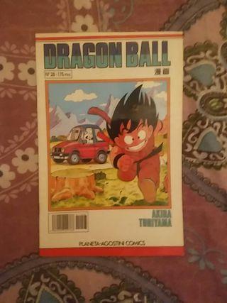 manga de dragon ball