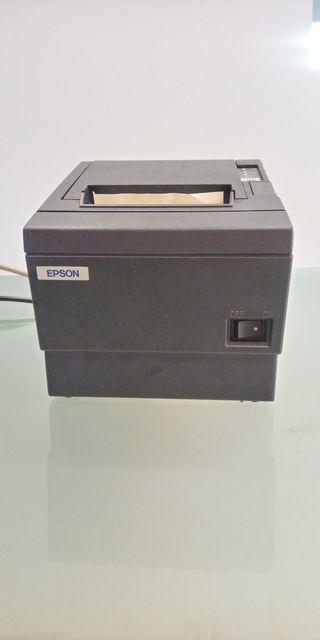 Impresora de Tickets MODELO Epson TM - T88III