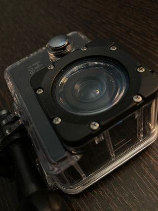 Cámara de vídeo sumergible