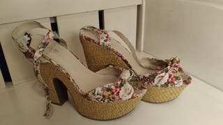 Sandalias como nuevas!