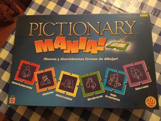 Juego de mesa 'Pictionary Mania'
