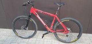 Bicicleta MTB MERIDA MATTS SPECIAL EDITION