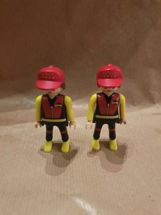 Playmobil dependientes