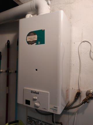 Calentador Vaillant TurboMag Pro estanco