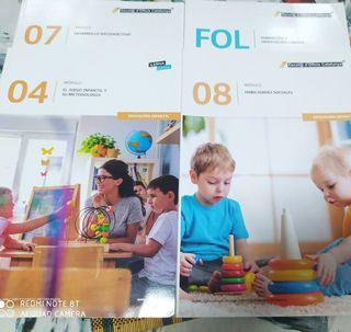 libros de educación infantil