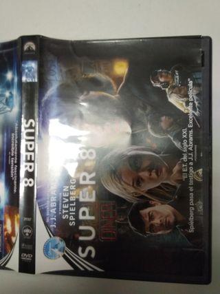 pelicula dvd super 8