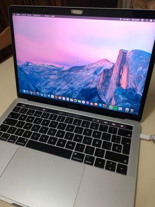 MacBook Pro 13'3 touchbar 2018