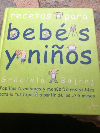 Libro bebes y niños