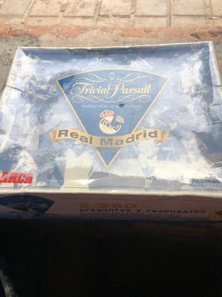 Trivial pursuit Real Madrid